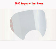 5pcs 6885 RESPIRATOR LENS COVER Protect  For 3M 6800 Full Face Gas mask