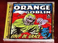Orange Goblin: Coup De Grace CD 2010 Bonus Tracks Rise Above Records UK NEW