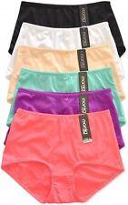 Pack of 6 pcs Brief Panties Lot New LP7439PR3 Size: M