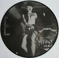 "Madonna Interview (Top Hat & Cane) Picture Disc 10"" ! Orlake Limited Edition"