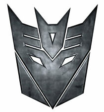 Transformers Decepticons Logo Iron On Tee T-Shirt Transfer A5