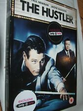 THE HUSTLER Paul Newman  DVD NEW & SEALED with slip cover