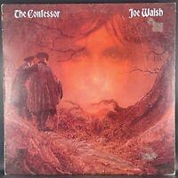 Joe Walsh - The Confessor, vinyl LP, 1985, Warner Bros. Records, VG/VG