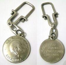 Portachiavi Medaglia Carmagnola Raduno Interregionale M.C. Casco D'Oro