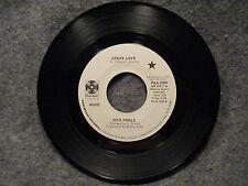 "45 RPM 7"" Record Nick Noble Ramona & Greek Love Paramount Promo Mono PAA-0080"