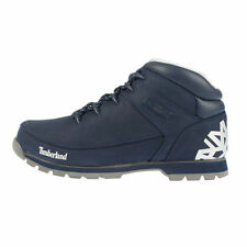 Timberland Euro Sprint Hiker Size UK 7 Brand New Boxed EU 41 Boots Navy Silver
