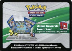 Pokémon TCGO Eevee Evolutions Tin: Flareon V ONLINE CODE DIGITAL EMAILED