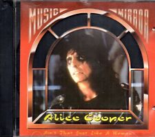 Alice Cooper ‎– Ain't That Just Like A Woman  CD 1993