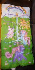 Hasbro 1989 My Little Pony Kids Sleeping Bag