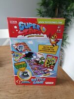 Ideal SUPERZINGS BATTLE Board GAME