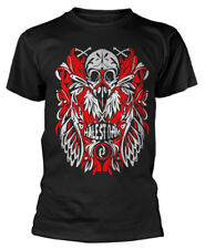 Halestorm 'Feather Skull' T-Shirt - NEW & OFFICIAL!