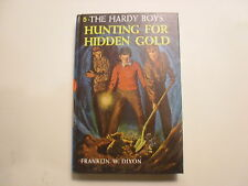 Hardy Boys #5, Hunting for Hidden Gold, Picture Cover