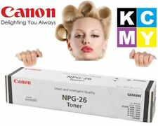 Canon Genuine/Original NPG-26 BLACK Toner Cartridge Ink iR3030 (TG-26/GPR-16)NEW