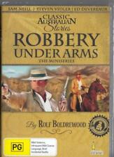 ROBBERY UNDER ARMS MINISERIES - NEW & SEALED DVD FREE LOCAL POST