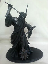 "Lord of the Rings Morgul Lord 16"" Statue Sideshow Weta"