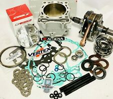 Rhino Grizzly 700 Big Bore Cylinder Motor Engine Rebuild Kit 105.5 Top Bottom