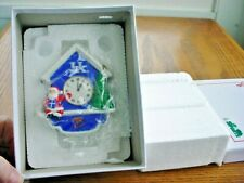 Danbury Mint Sports Collectibles Uk Kentucky Wildcats 2013 Cuckoo Clock Ornament