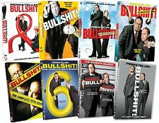 Penn & Teller Bullshit Complete DVD Set Collection Season Lot Episodes Series TV