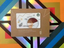 """STARBUCKS GIFT CARD - CO BRANDED  """"FINANCE """"  COLLECTABLE & NO CASH VALUE"""