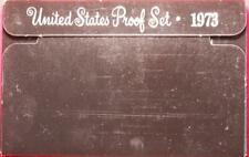 Uncirculated 1973 United States Proof Set