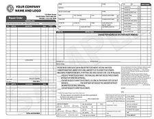 250 Custom Invoice / Garage Repair / Estimate / Quote / Proposal Carbonless Form