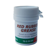 20g Castrol Red Rubber Grease Brake Caliper Fluid Rebuild Superb