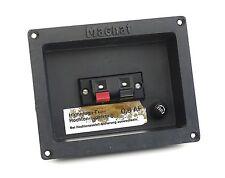 Original GRUNDIG SUPER HiFi BOX 850A Professional Tieftöner Zierring/Abdeckung