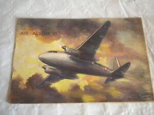 Air Album 3 Vassilliere WW2 Aircraft identification book 46 focke meteor hawker
