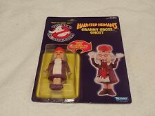 Kenner The Real Ghostbusters Haunted Humans Granny Gross Figure New Free Ship