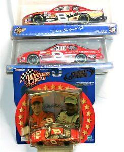 NASCAR Winners Circle Dale Earnhardt Jr. #8 Car Lot All star Game 1:24 Plus 1:43