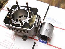 SKIDOO-ROTAX-BOMBARDIER TYPE 582 MOTOR PARTS: PTO side JUG-PISTON- pin- bearing