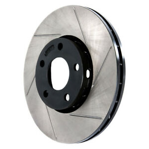 StopTech Slotted Brake Rotor (Rear Driver) For Subaru/Scion BRZ/FR-S/86