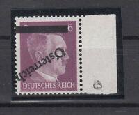 S4173/ AUSTRIA – SOVIET ZONE – MI # 661K MINT MNH SIGNED STURZEIS