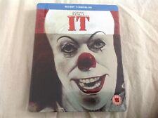 Stephen King's IT Blu Ray STEELBOOK & UK sealed
