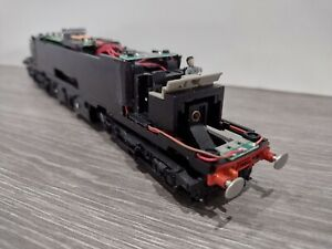 Bachmann Spares 32-790A Class 37 Replacement Chassis DCC Ready Red Bufferbeam