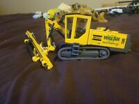 WALSH CONSTRUCTION - JOAL 262 ATLAS COPCO ROC F7 DIECAST ROCK DRIll