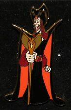 DISNEY Jafar with Cobra Staff  Pin Celebration 2002 on Card