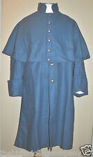 Great Coat - Sky Blue - Sizes 32-50 - Highest Quality - Civil War - L@@K!