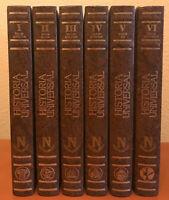COLECCIÓN 6 LIBROS / TOMOS HISTORIA UNIVERSAL - EDITORIAL NAUTA (1991)