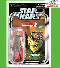 BOM VIMDIN (CANTINA PATRON) VC53 ACTION FIGURE STAR WARS THE VINTAGE COLLECTION
