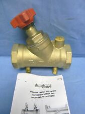 "NEW Armstrong Pumps CBV-2  2"" Hydronic Circuit Balancing Valve"