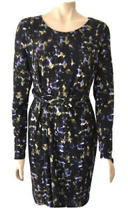 Nicola Finetti Size 16 Lined Dress
