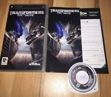 Transformers: The Game (Sony PSP, 2007)