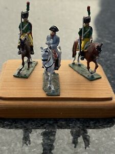SAE Holger Eriksson Napoleon And Company Painted By Eric Lundren 1947