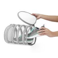 Closure Shoe Wash Bag Washing Net Polyester Drying Laundry Protective Durab YK