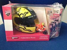 LETTORE MULTIMEDIA MPV 1748 SD Trevi  con casco Valentino Rossi MP3 NUOVO