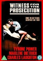 Witness For The Prosecution (DVD, 2013)