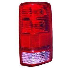 Passenger Side Tail Light Lens & Housing - Dodge Nitro - 07-11