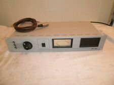 McCurdy SA41023A Extended Range Audio Level VU Meter, Rack Mounted