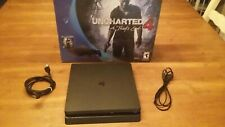 Sony PlayStation 4 Slim (PS4)  version 6.72 Jailbreakable Console